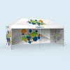 Pop Up Tent Deluxe 10 x 20 & Walls