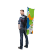 Promotional Backpack Banner