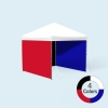 10x10 Compact Stock Color Tent (Opt. Walls)