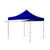White Tent Awning (No Print)