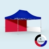 Stock Color Pop Up Tent Deluxe 10 x 15 & Walls