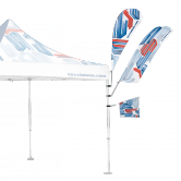 Advertising Tent Flags & Bowflag®