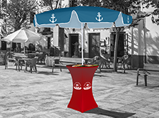Bistro Tables for Events, Bars & Restaurants
