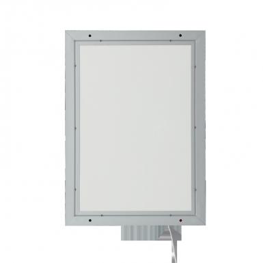 Snap Frame LED Lightbox 22x28 Portrait | Tex Visions