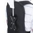 The Backpack Walking Bowflag® hardware is inserted directly into the backpack for easy assembly.