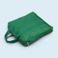 Green polyester carrying case for Base Plate 7