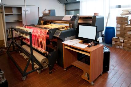 Expand Sign Shop Business Offer Digitally Printed Fabrics