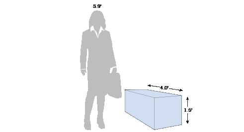 Display Lounge 4.0' (3-Seater)