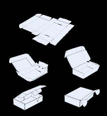 Paperboard Mailer