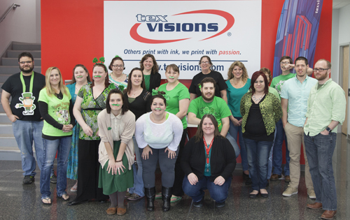 Tex Visions Employees