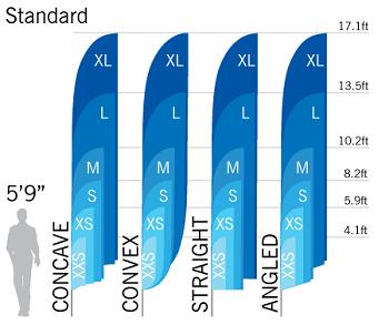 Standard Pole Set