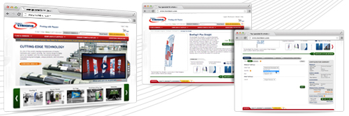 Tex Visions Advertising Products Reseller Web Store