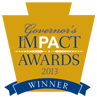 Logo for the Govenor's ImPAct Award's 2013