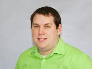 Jeremy Finkenbinder, IT Staff & Developer for Tex Visions